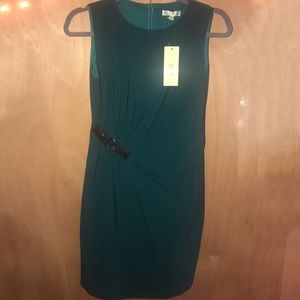 Anthropologie Dresses - NWT Anthropologie Jade/teal formal dress xs